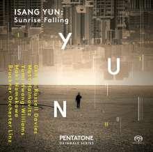 Isang Yun (1917-1995): Violinkonzert Nr.1, 2 SACDs
