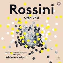 Gioacchino Rossini (1792-1868): Ouvertüren, SACD