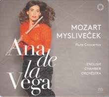 Wolfgang Amadeus Mozart (1756-1791): Flötenkonzerte Nr.1 & 2, Super Audio CD
