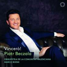 Piotr Beczala - Vincero!, Super Audio CD