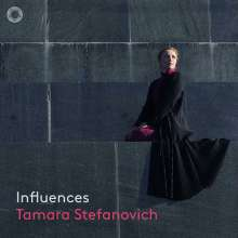 Tamara Stefanovich - Influences, SACD