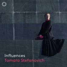 Tamara Stefanovich - Influences, Super Audio CD