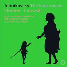 Peter Iljitsch Tschaikowsky (1840-1893): Der Nußknacker op.71, Super Audio CD