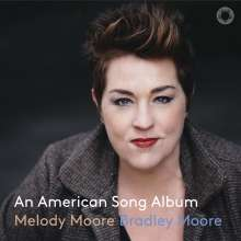 Melody Moore - An American Song Album, SACD