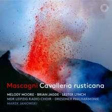 Pietro Mascagni (1863-1945): Cavalleria Rusticana, Super Audio CD