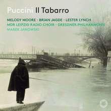 Giacomo Puccini (1858-1924): Il Tabarro, Super Audio CD