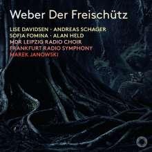 Carl Maria von Weber (1786-1826): Der Freischütz, 2 SACDs