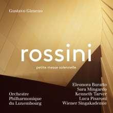 Gioacchino Rossini (1792-1868): Petite Messe Solennelle, SACD