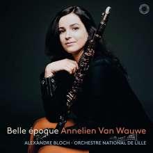 Annelien van Wauwe - Belle Epoque, Super Audio CD