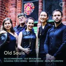 Gili Schwarzman - Old Souls, CD
