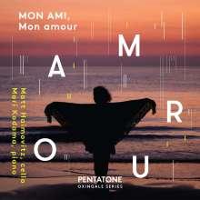 Matt Haimovitz & Mari Kodama - Mon Ami, Mon Amour, CD