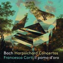 Johann Sebastian Bach (1685-1750): Cembalokonzerte BWV 1052,1053,1055,1058, CD