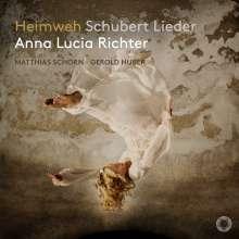 Franz Schubert (1797-1828): Lieder - Heimweh, CD
