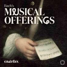 Johann Sebastian Bach (1685-1750): Ein Musikalisches Opfer (arr. für Bläserquintett), Super Audio CD