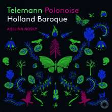 Georg Philipp Telemann (1681-1767): Polonoise, Super Audio CD