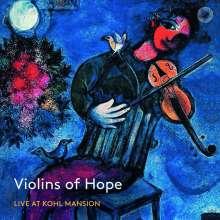Jake Heggie (geb. 1961): Songs from the Violin of Hope (2020), Super Audio CD