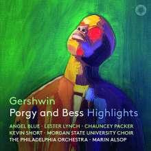 George Gershwin (1898-1937): Porgy and Bess (Ausz.), Super Audio CD