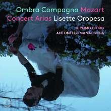 Wolfgang Amadeus Mozart (1756-1791): Konzertarien für Sopran, Super Audio CD