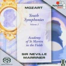 Wolfgang Amadeus Mozart (1756-1791): Symphonie Nr.20, SACD