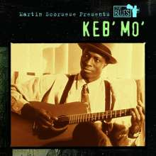 Keb' Mo': Martin Scorsese Presents The Blues, CD