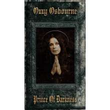 Ozzy Osbourne: Prince Of Darkness (Box-Set), 4 CDs