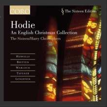The Sixteen - Hodie - An English Christmas Collection, CD