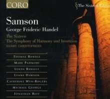 Georg Friedrich Händel (1685-1759): Samson, 3 CDs