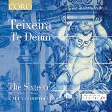 Antonio Teixeira (1707-1776): Te Deum, CD