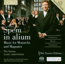 The Sixteen - Spem in Alium (Music for Monarchs & Magnates), SACD