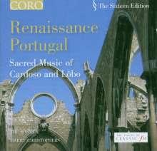 Frei Manuel Cardoso (1566-1650): Missa Regina Coeli, CD