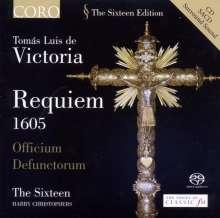 """Tomas Louis de Victoria (1548-1611): Requiem """"Officium defunctorum"""" (1605), SACD"""