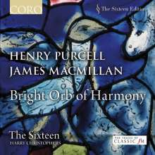 The Sixteen - Bright Orb of Harmony, CD