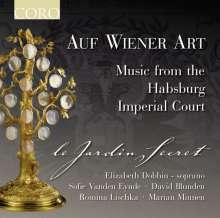 Auf Wiener Art - Musik am Habsburger Hof, CD