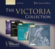 Tomas Louis de Victoria (1548-1611): The Victoria Collection, 4 CDs