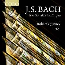 Johann Sebastian Bach (1685-1750): Orgelwerke Vol.1, CD