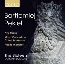 "Bartlomiej Pekiel (1600-1670): Missa Concertata ""La Lombardesca"", CD"
