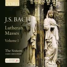 Johann Sebastian Bach (1685-1750): Lutherische Messen Vol.1, CD