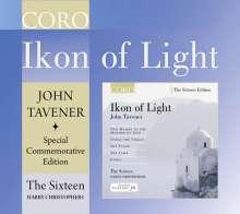 "John Tavener (1944-2013): Chorwerke ""Ikon of Light"", CD"