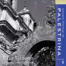 Giovanni Pierluigi da Palestrina (1525-1594): Palestrina-Edition Vol.5 (The Sixteen), CD