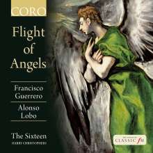 The Sixteen - Flight of Angels, CD
