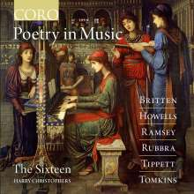 The Sixteen - Poetry in Music, CD