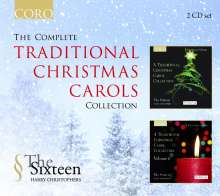 The Sixteen - The Complete Traditional Christmas Carol Collection, 2 CDs