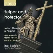 Helper and Protector - Italian Maestri in Poland, CD