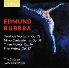 Edmund Rubbra (1901-1986): Missa Cantuariensis op.59, CD
