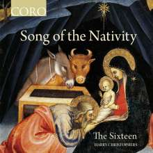 The Sixteen - Song of the Nativity, CD