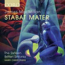James MacMillan (geb. 1959): Stabat Mater, CD