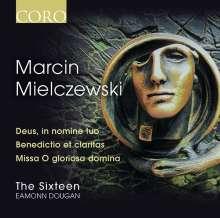Marcin Mielczewski (1600-1651): Missa O Gloriosa Domina, CD