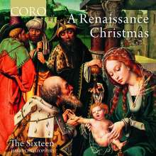 The Sixteen - A Renaissance Christmas, CD