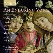 The Sixteen - An Enduring Voice, CD