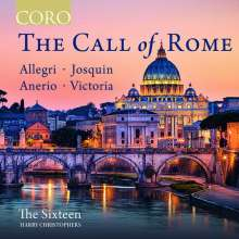 The Sixteen - The Call of Rome, CD